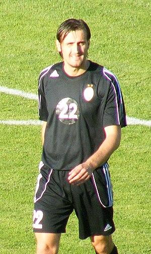 Albanian Superliga Player of the Month - Pero Pejić was the second Skënderbeu Korçë player to win the award in September 2012