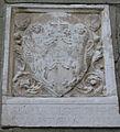 Pescia, palazzo del comune, stemma della stufa.JPG