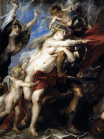 Peter Paul Rubens - The Consequences of War (d...