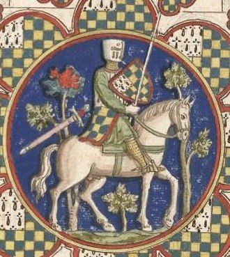 Peter I, Duke of Brittany - Peter of Dreux
