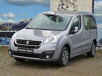 Citroën Berlingo - Peugeot Partner