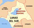 Ph locator lanao del sur buadiposo-buntong.png