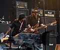 Phil Campbell and Lemmy Kilmister of Motörhead at Wacken Open Air 2013 02.jpg