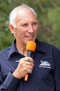 Phil Liggett, Cycling Commentator, jjron, 2.01.10.jpg