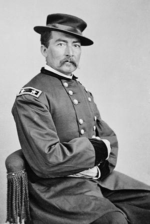Battle of Dinwiddie Court House -  Major General Philip Sheridan