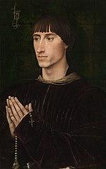Portrait of Philippe de Croy