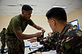 Philippine, US service members apply medical techniques at Balikatan 130412-M-BA451-174.jpg