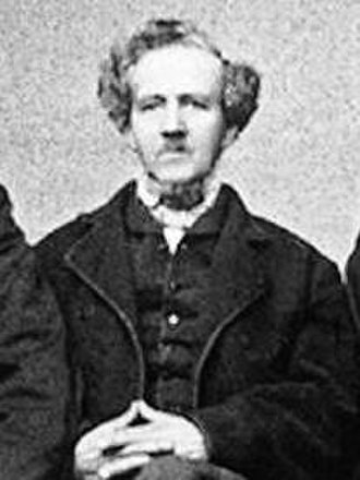 Phineas Young - Phineas Young in 1866