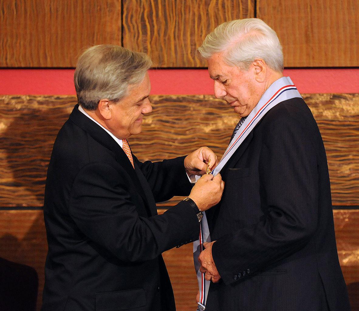 Buick San Marcos >> Mario Vargas Llosa Wikipedia La Enciclopedia Libre | Autos ...