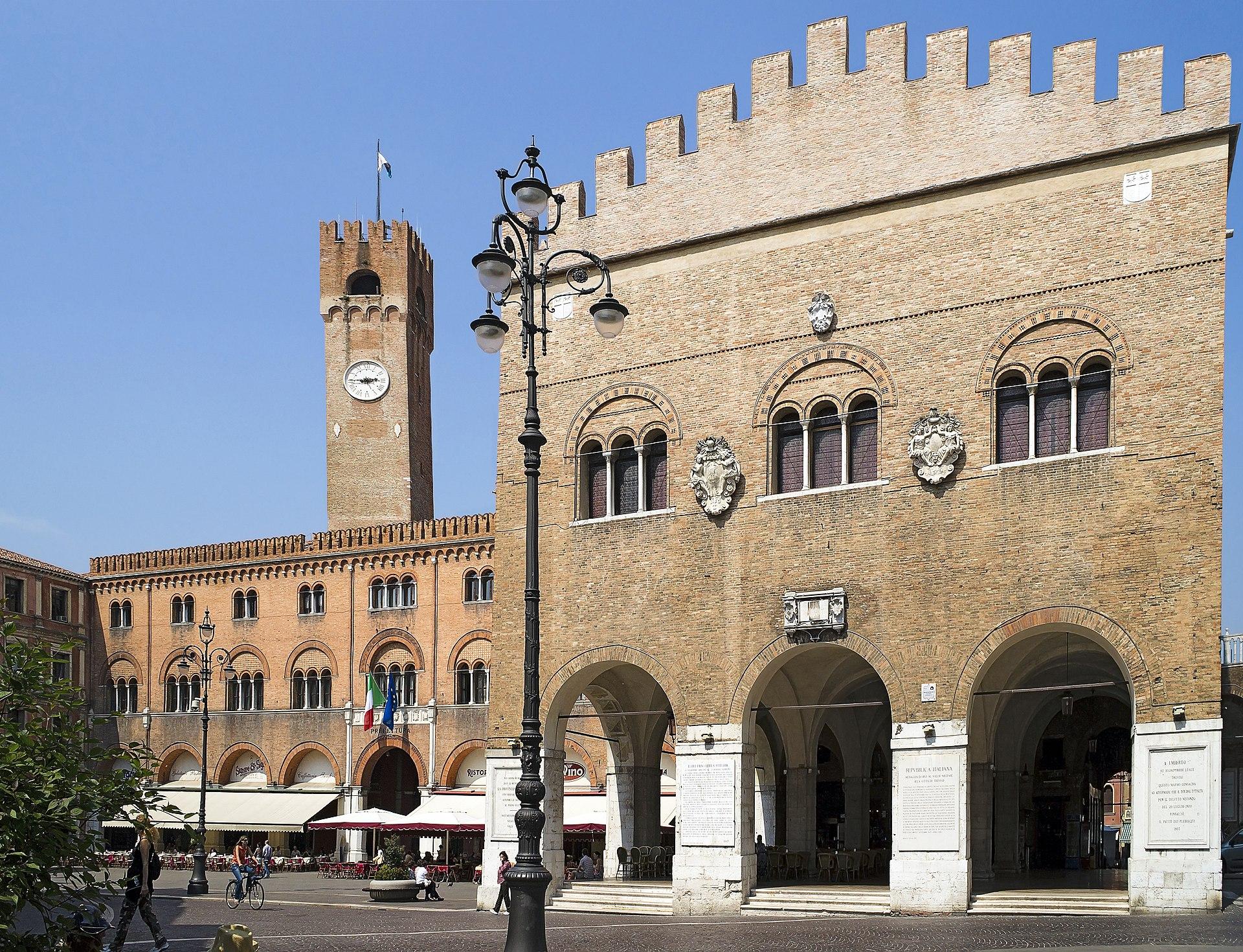 Treviso - Piazza dei Signori