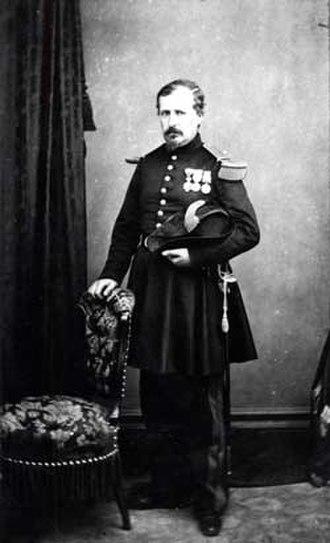 Pierre Philippe Denfert-Rochereau - Image: Pierre Marie Philippe Aristide Denfert Rochereau