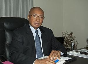 Minister of Foreign Affairs (Madagascar) - Image: Pierrot Rajaonarivelo
