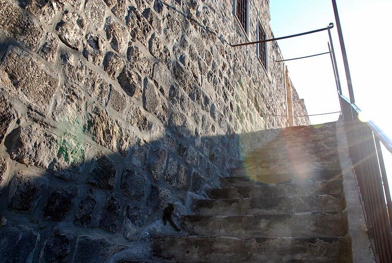 Tiberias Staircase