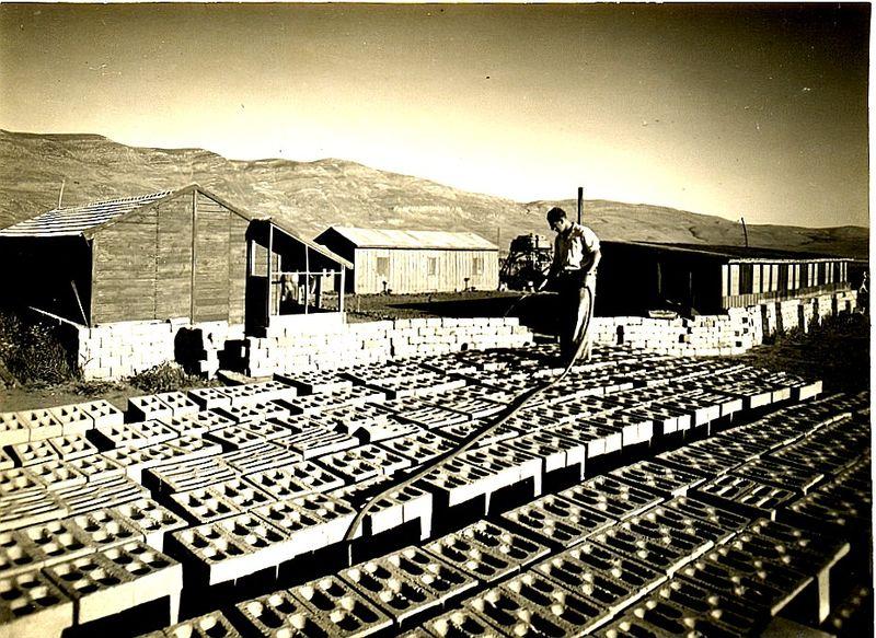 מפעל הבלוקים