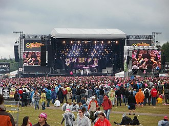 Pinkpop Festival - Image: Pinpop 2010