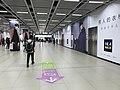 Platform of Hongshan Square Station 4.jpg