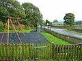Playground at Wadshelf - geograph.org.uk - 1054852.jpg