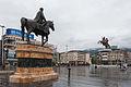 Plaza de Macedonia, Skopie, Macedonia, 2014-04-16, DD 29.JPG
