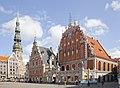 Plaza del Ayuntamiento, Riga, Letonia, 2012-08-07, DD 24.JPG