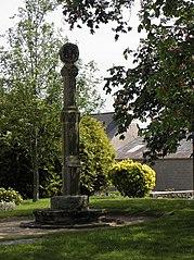 croix hosannière de Plouezoc'h
