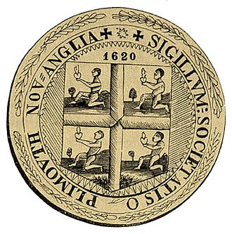 Wampanoag - Seal of Plymouth Colony