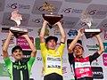 Podio de la Vuelta a Colombia 2017.jpg