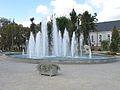 Podlaskie - Suchowola - Suchowola - Kościuszki - Park 20110925 04.JPG
