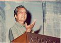 Poet Shahid Kabir at Nehru Centre, Mumbai.jpg