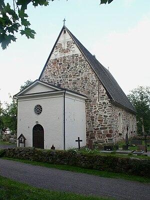 Pohja - Pohja Church