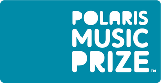 Polaris Music Prize award