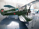 Polikarpov Po-2 at Central Air Force Museum Monino pic5.JPG