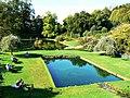 Ponds, Dyrham Park (geograph 2630057).jpg
