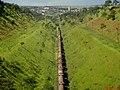 Ponte da ferrovia Mogiana na Rodovia Altino Arantes - SP-351, perto de Orlândia - panoramio.jpg