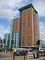 Poplar, Fusion Building, 187 East India Dock Road, E14 - geograph.org.uk - 934002.jpg