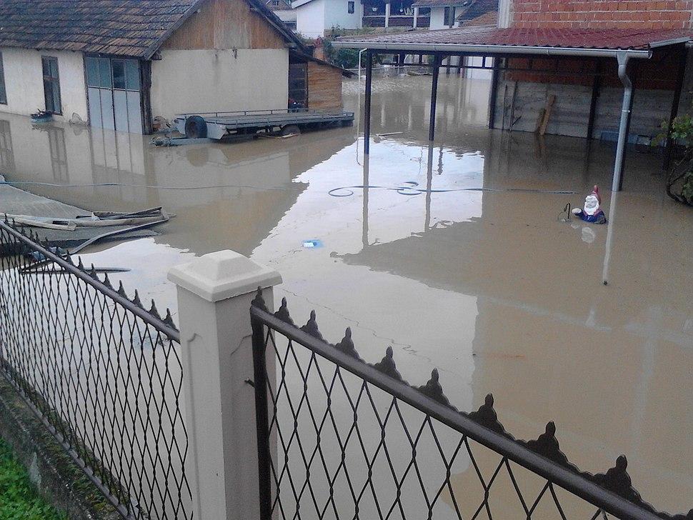 Poplava u Batočini