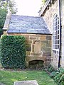 Porch to All Saints Church, Great Ayton - geograph.org.uk - 593946.jpg