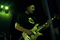Porcupine Tree at State Theatre, Falls Church 2007 - Colin Edwin.jpg