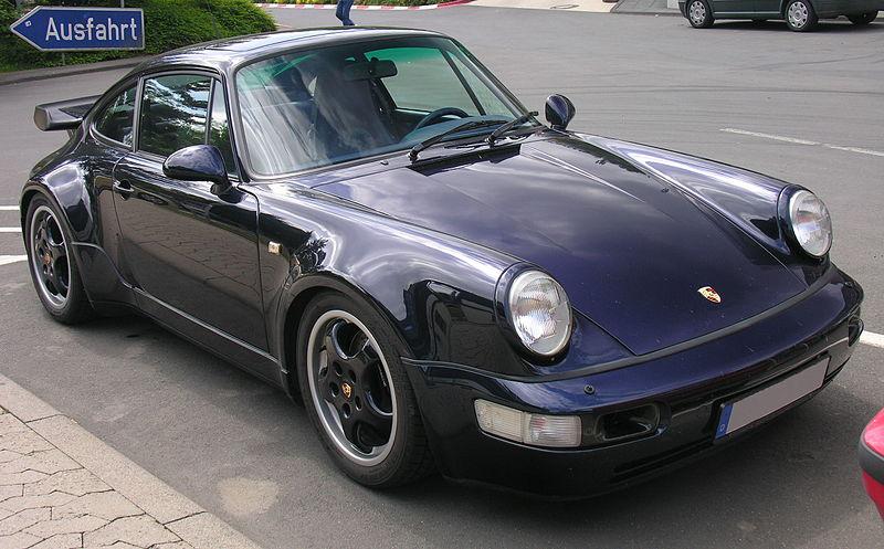 800px porsche 964 turbo