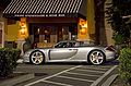 Porsche Carrera GT at night (11992638873).jpg