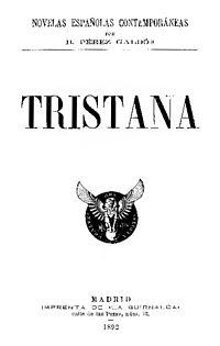 Tristana cover