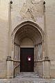 Portalada lateral de la catedral d'Osca.JPG