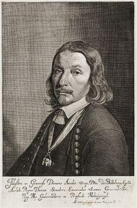 Porträtt av Axel urup till Baeltebjerg, riksråd (1655), 1650-tal - Skoklosters slott - 99544.jpg