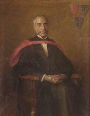 Goldwin Smith - Portrait of Goldwin Smith, by Sir Edmund Wyly Grier, 1894.