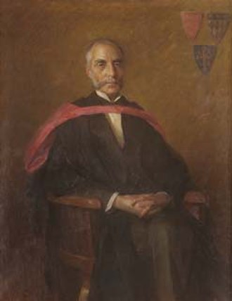 Goldwin Smith - Portrait of Goldwin Smith, by Sir Edmund Wyly Grier, 1894.