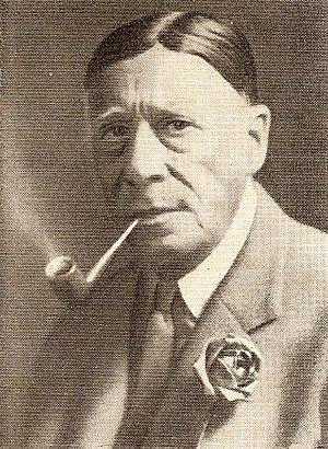 José Gil Fortoul - Image: Portrait of Gil Fortoul 1932