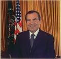 Portrait of President Nixon - NARA - 194402.tif