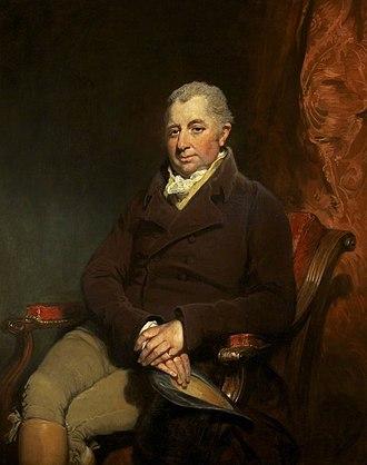Sir Charles Morgan, 2nd Baronet - Image: Portrait of Sir Charles Morgan, Bart. of Tredegar (4674532)