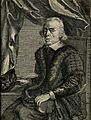 Portrait of William Harvey (1578 - 1657), surgeon Wellcome V0002599.jpg