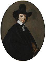 Portrait of Gaspar van Kinschot