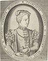 Portret van Frans II, koning van Frankrijk Portretten van heersers (serietitel), RP-P-OB-3075.jpg